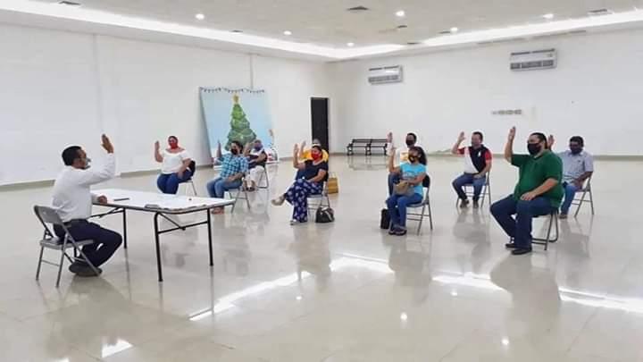 CABILDO APROBÓ EXTENDER LA LEY SECA EN IZAMAL, HASTA EL 15 DE JUNIO