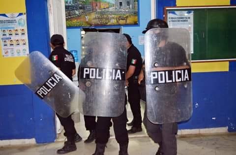 POSIBLES CASOS DE COVID -19 ENTRE POLICÍA DE SEYÉ, PRESENTAN FIEBRE, DENUNCIAN