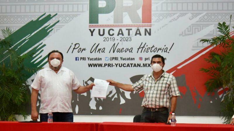 El PRI Yucatán teme otro descalabro en el 2021, Francisco Torres, llamo a la militancia