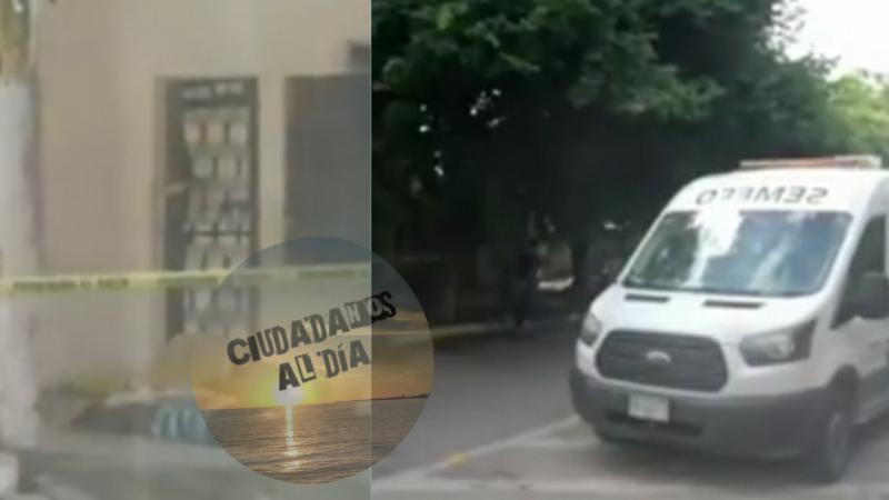 INDIGENTE DE LA TERCERA EDAD MUERE EN UN TALLER ABANDONADO EN LA COLONIA CHUBURNÁ