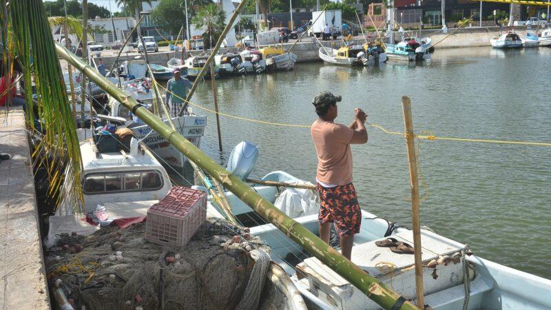 Pescadores yucatecos no recibirán el subsidio para combustible