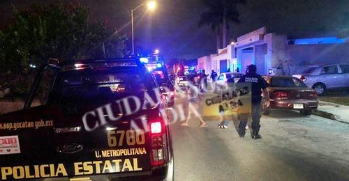 Segunda balacera en menos de una semana en Ciudad Caucel