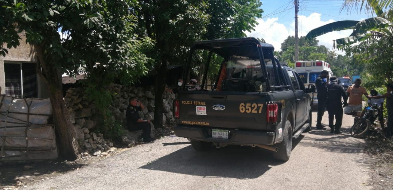 Niño de 11 años mata a su primo de 16 años de un balazo en Chan Cenote