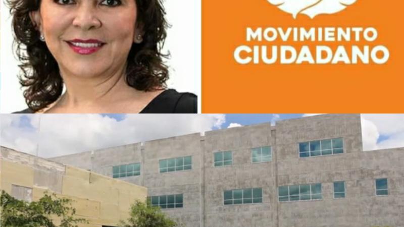 Movimiento ciudadano en Yucatán suma a sus filas a la exgobernadora del PRI Ivonne Ortega.
