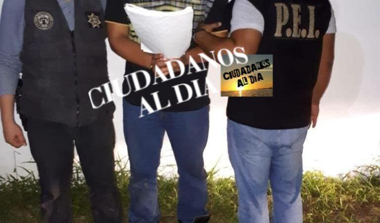 Robó con violencia y en pandilla en Mérida, lo detienen 23 días después en Campeche