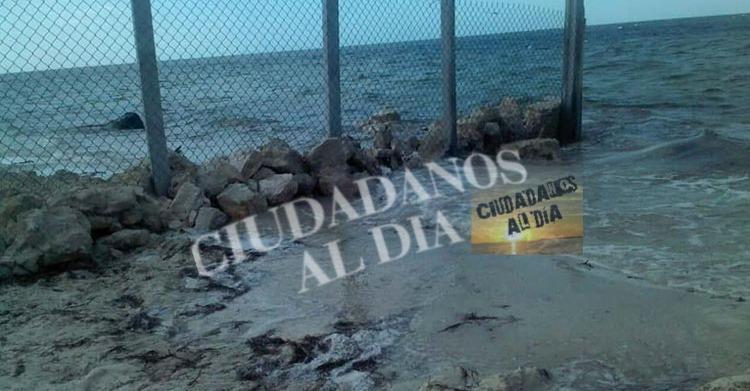 Hasta un millón de pesos de multa a quien privatice playas en México