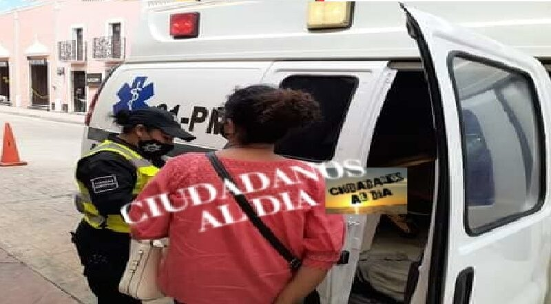 Incertidumbre por Joven turista se desvaneció en el centro de Valladolid