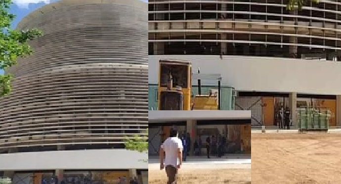 """Albañil muere al caer del edificio """"Orión"""" en Mérida"""