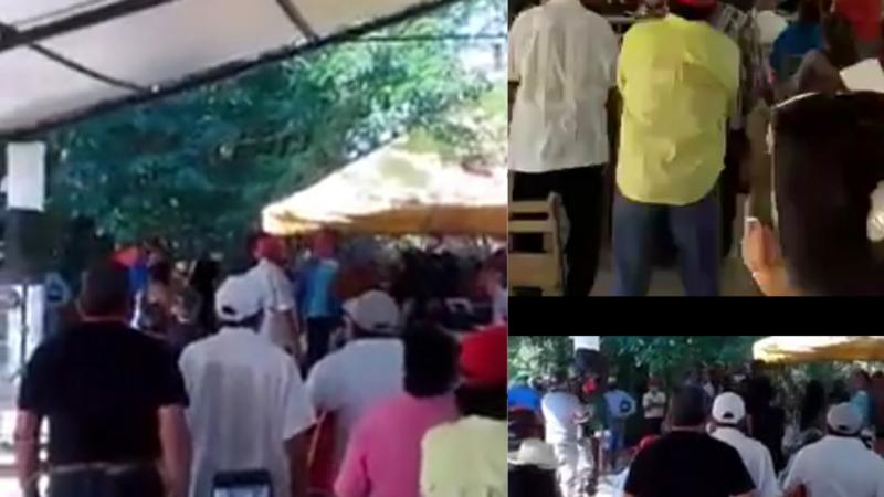 (video) Vendieron Santa Teresa ahora comisarios corruptos venden tierras de uso común del ejido de Cansahcab
