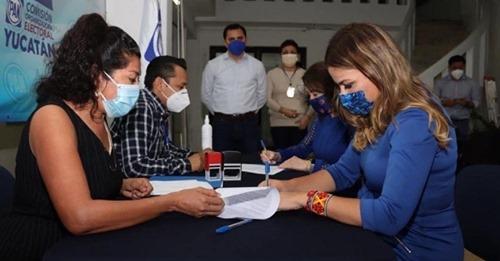 Cecilia Patrón va como candidata del PAN por el IV Distrito federal
