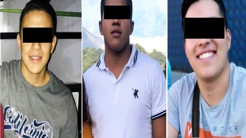 Encuentran en una fosa los cuerpos de los jóvenes desaparecidos en Colima