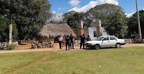 Depravado tío es detenido por que intento violar a su sobrina de 14 años, en Peto