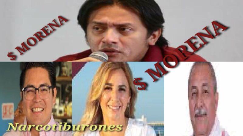 Morena Yucatán venden al mejor postor las candidaturas de Progreso
