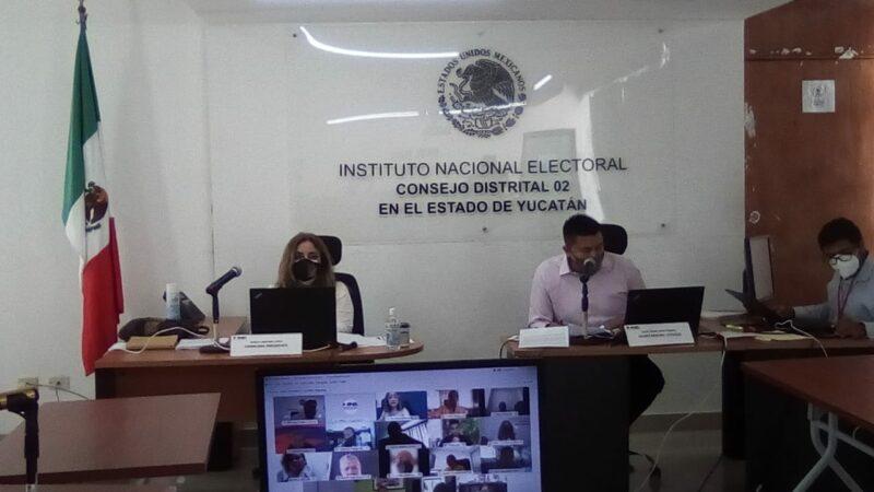 INE aprobó los domicilios donde se instalarán las casillas básicas y contiguas en Proceso