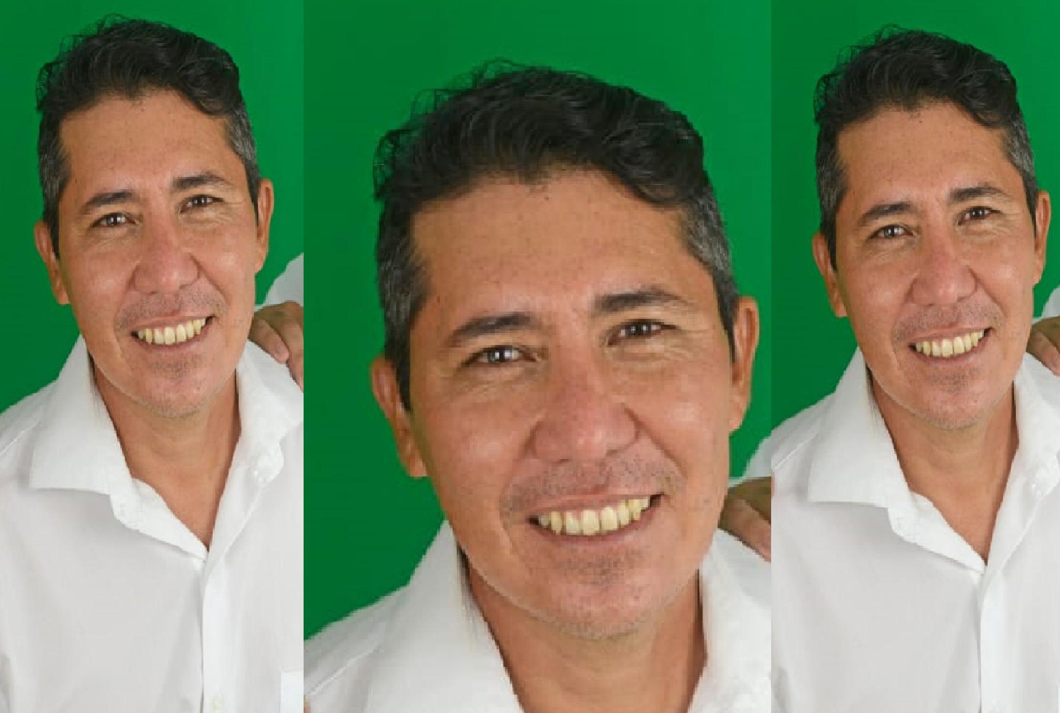 De amarillo a Naranja Chucho Velázquez en cabeza la preferencia de los Cansahcabeños