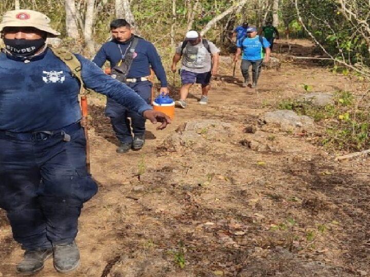 Siguen sin encontrar a octogenario extraviado en montes de Tizimín