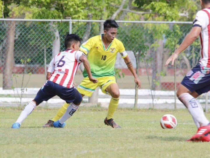 La Deportiva Venados sigue en la cima del Grupo 1 de la Liga de la TDP, vence 2-0 al Campeche FC Nueva Generación