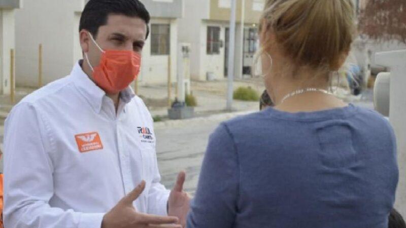 La FGR detuvo con droga y armas de fuego al candidato de MC a alcaldía de Salinas Victoria