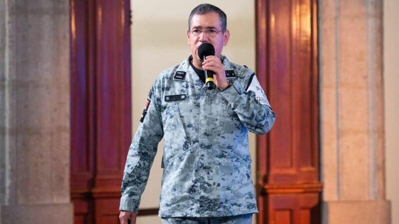 Ya se construyeron 166 cuarteles y se capacito a 18 mil agentes de la GN, Luis Rodríguez
