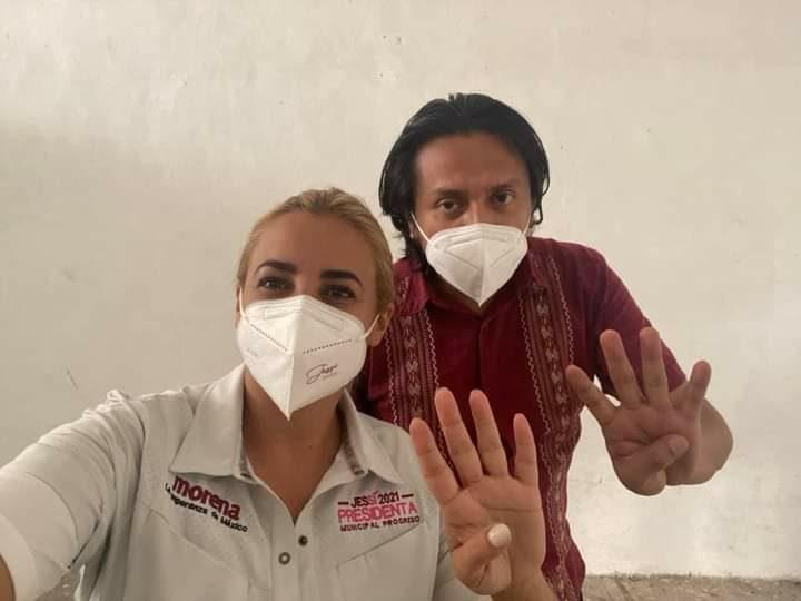 MOMORENA nacional sigue encubriendo a Jessica Saiden en Progreso