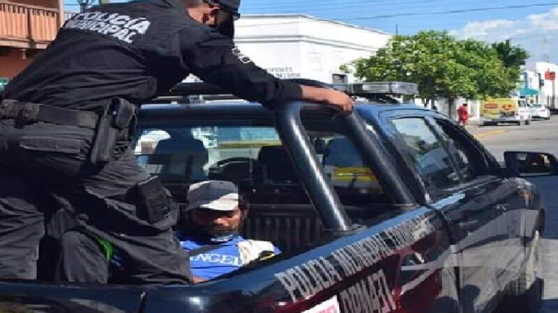 Presunto acosador sexual de mujeres es detenido en Progreso