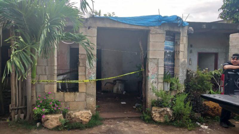 Joven de 20 años se suicida dentro de su casa en Chemax