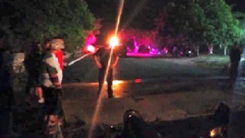 Adolecente de 19 años, derrapa en su motocicleta y muere en Sacalum