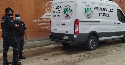 Una maquina le aplasta la cabeza a un joven obrero, en San Pedro Noh Pat