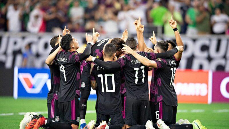México va contra los Estados Unidos en la final de la Copa Oro, su revancha tras perder la Final de la Concacaf.