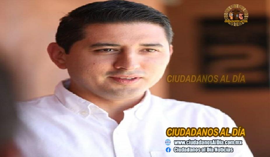 Diego Ávila alcalde reelecto de Tekax dio positivo a COVID-19