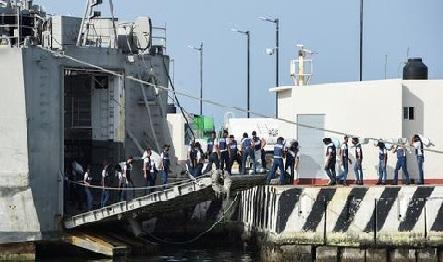 México envía barcos a Cuba con alimentos, medicinas y combustibles