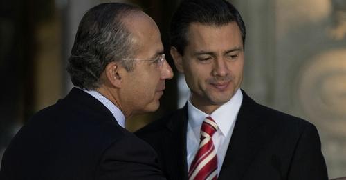 Calderón y Peña gastaron 5.9 mmdp en espionaje