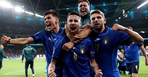 Italia vence a España en penales y pasa a la final de la Eurocopa