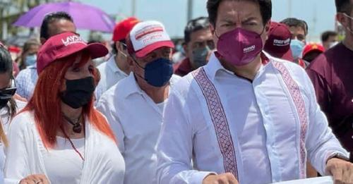Termina el recuento y Layda Sansores ratifica que ganó la gubernatura de Campeche