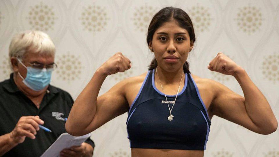 Muere boxeadora mexicana de 18 años después de ser noqueada en Canadá