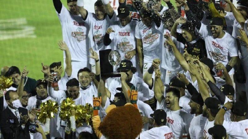 Los Leones de Yucatán se coronaron campeones del sur, van por la Serie Final de la Liga Mexicana de Beisbol