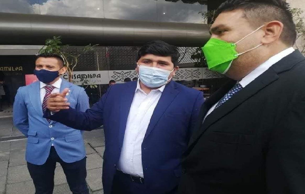 El farol Mario Peraza quiere ser candidato a la gubernatura de Yucarán por MORENA