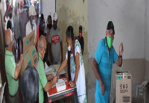 Chulo Cruz rompe el cacicazgo, arrasa las votaciones y gana el comisariado ejidal en Dzidzantún