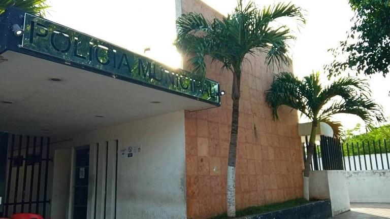 Por corruptos dan de baja a dos policías de Kanasín, extorsionaban a conductores