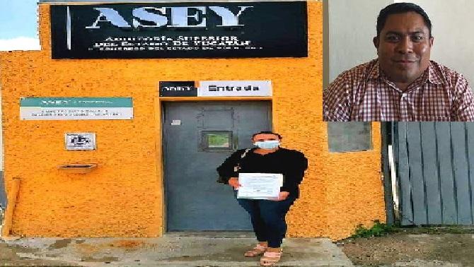 El diputado Romero Chel seria investigado por la ASEY, no entrego sus cuentas públicas.