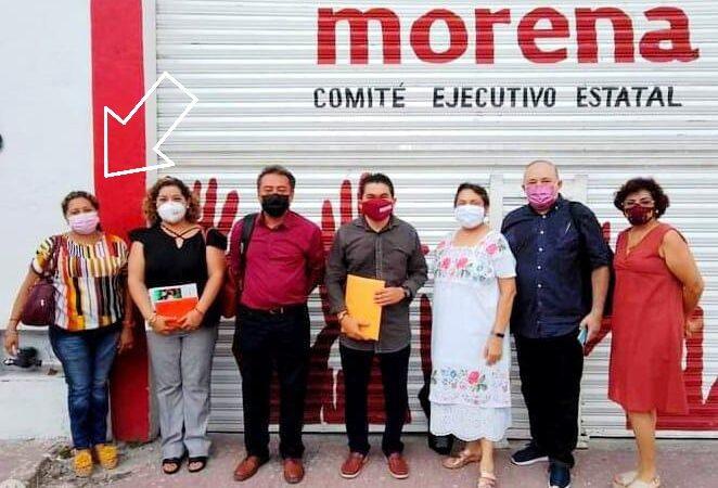 Secretaria farola dice ser protegida de la SEGEY y Morena, para ausentarse de su trabajo, denuncian