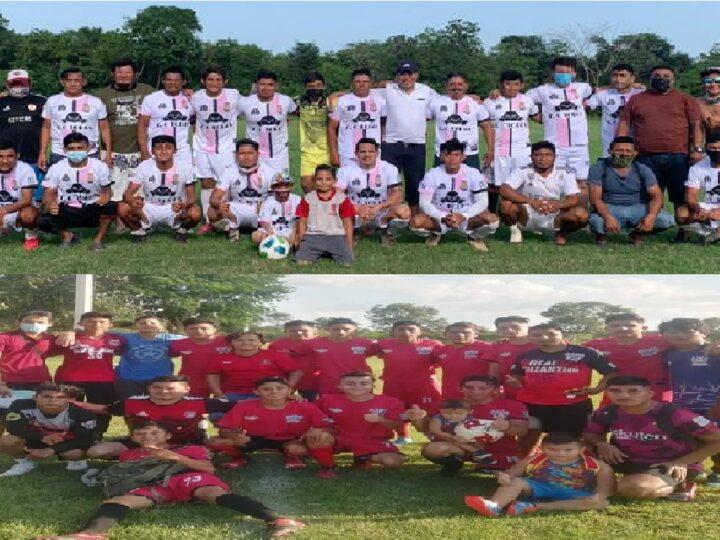 """Domingo de clásico futbolero entre F.C Topos N.G"""", y """"Real Dzidzantún"""