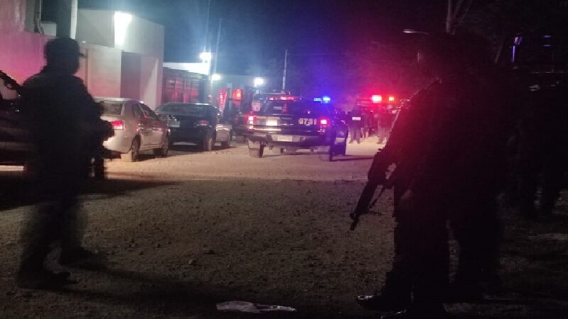 Matan y descuartizan a un a velador de Cholul: Una mujer ebria dijo que la acosaba sexualmente