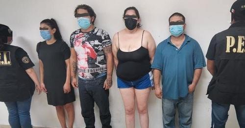 Dos hombres y dos mujeres asesinaron al velador de Cholul: Ya están presos